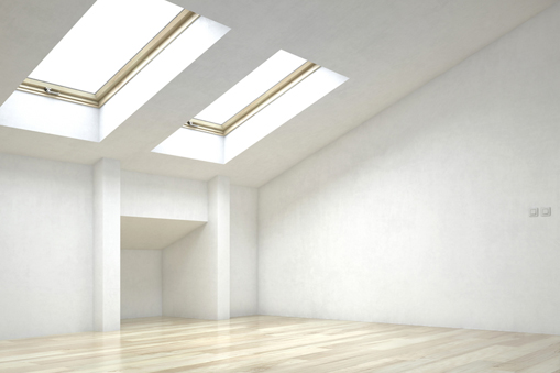 skylights, velux