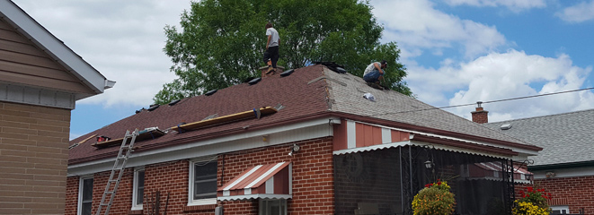 Roofers in Peterborough