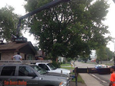 Sam Bowers Roofing Peterborough Ontario Shingles Roof Repairs Installation Eavestroughs Fascia Roofing Tiles Waterproofing